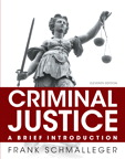 Criminal Justice: A Brief Introduction, 11/e [book cover]