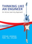 Thinking Like an Engineer: An Active Learning Approach, 3/e [book cover]