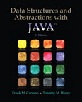 Data Structures and Abstractions with Java, 4/e/e