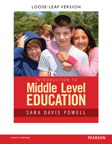 Introduction to Middle Level Education, Loose-Leaf Version, 3/e/e