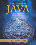 Intro to Java Programming, Comprehensive Version, 10/e/e