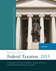 Prentice Hall's Federal Taxation 2015 Individuals, 28/e/e