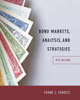 Bond Markets, Analysis, and Strategies, 9/e/e