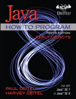 Java How to Program (Early Objects), 10/e [book cover]