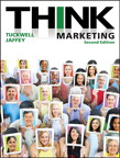 THINK Marketing, Second Canadian Edition, 2/e [book cover]