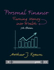 Personal Finance: Turning Money into Wealth, 7/e [book cover]