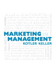 Marketing Management, 15/e [book cover]