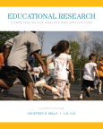 Educational Research: Competencies for Analysis and Applications, Loose-Leaf Version, 11/e [book cover]