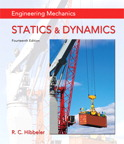 Engineering Mechanics: Statics & Dynamics, 14/e [book cover]