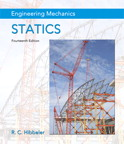 Engineering Mechanics: Statics, 14/e [book cover]