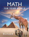 Math For Your World, 2/e [book cover]
