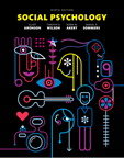 Social Psychology, 9/e [book cover]