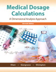 Medical Dosage Calculations, 11/e [book cover]