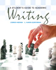 A Student's Guide to Academic Writing, 1/e [book cover]