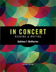 In Concert: An Integrated Approach to Reading and Writing, 2/e [book cover]