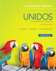 Unidos Classroom Manual: An Interactive Approach, 2/e [book cover]
