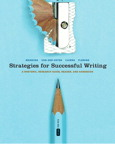 Strategies for Successful Writing: A Rhetoric, Research Guide, Reader, and Handbook, Fifth Canadian Edition, 5/e [book cover]