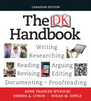 DK Handbook, The, Canadian Edition, 1/e [book cover]