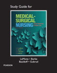 Study Guide for Medical-Surgical Nursing: Clinical Reasoning in Patient Care, 6/e/e