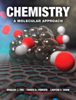 Chemistry: A Molecular Approach, Canadian Edition, 2/e [book cover]