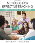 Methods for Effective Teaching: Meeting the Needs of All Students, Loose-Leaf Version, 7/e/e