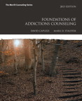 Foundations of Addictions Counseling, 3/e [book cover]