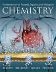 Fundamentals of General, Organic, and Biological Chemistry, 8/e [book cover]