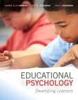 Educational Psychology: Developing Learners, Loose-Leaf Version, 9/e [book cover]