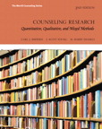 Counseling Research: Quantitative, Qualitative, and Mixed Methods, 2/e [book cover]