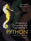 Introduction to Computing and Programming in Python, 4/e [book cover]