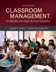 Classroom Management for Middle and High School Teachers, Loose-Leaf Version, 10/e [book cover]