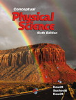 Conceptual Physical Science, 6/e [book cover]