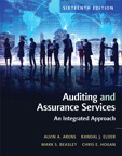 Auditing and Assurance Services, 16/e [book cover]