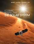 The Cosmic Perspective: The Solar System, 8/e [book cover]