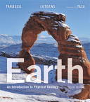 Earth: An Introduction to Physical Geology, 12/e [book cover]