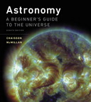 Astronomy: A Beginner's Guide to the Universe, 8/e [book cover]
