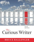 Curious Writer, The, 5/e [book cover]