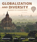 Globalization and Diversity: Geography of a Changing World, 5/e [book cover]