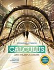 Calculus and Its Applications Expanded Version Media Update, 1/e [book cover]
