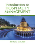 Introduction to Hospitality Management, 5/e [book cover]