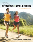 Total Fitness & Wellness, The MasteringHealth Edition, 7/e [book cover]