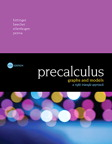 Precalculus: Graphs and Models, A Right Triangle Approach, 6/e [book cover]