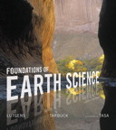 Foundations of Earth Science, 8/e [book cover]