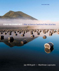 Environment: The Science behind the Stories, 6/e [book cover]