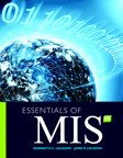 Essentials of MIS, 12/e [book cover]