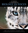 Campbell Biology in Focus AP Edition, 2/e [book cover]