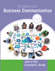 Excellence in Business Communication, 12/e [book cover]