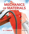 Mechanics of Materials, 10/e [book cover]