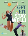 Get Fit, Stay Well!, 4/e [book cover]