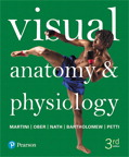 Visual Anatomy & Physiology, 3/e [book cover]